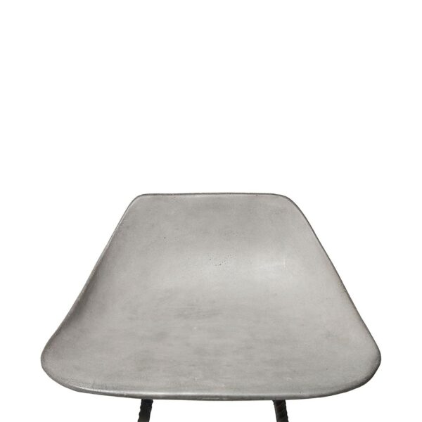 hauteville counter chair featured in Concrete bar stools by Lyon Béton
